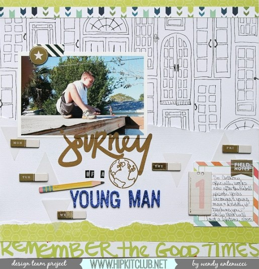 Journey of a Young Man border