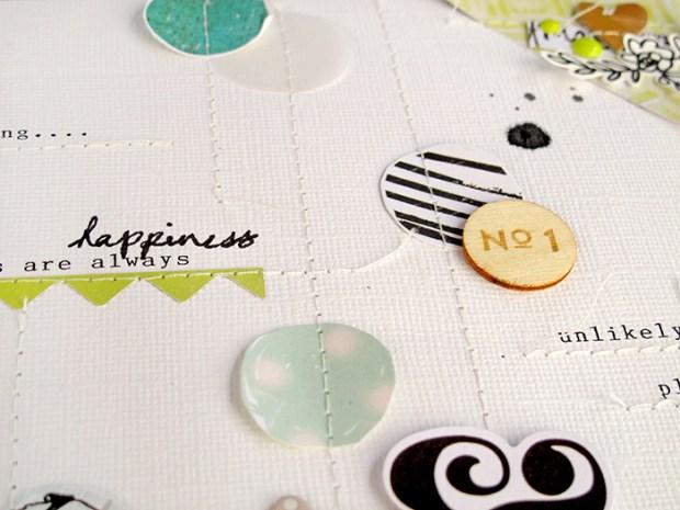 @Hip Kit Club #February2015 by @KimWatson @Heidi Swapp @We R Memory Keepers @Crate Paper @American Crafts @My Mind's Eye inc #hipkitclub #scrapbooking #12x12 #layout