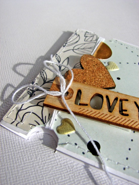 love you card cl1