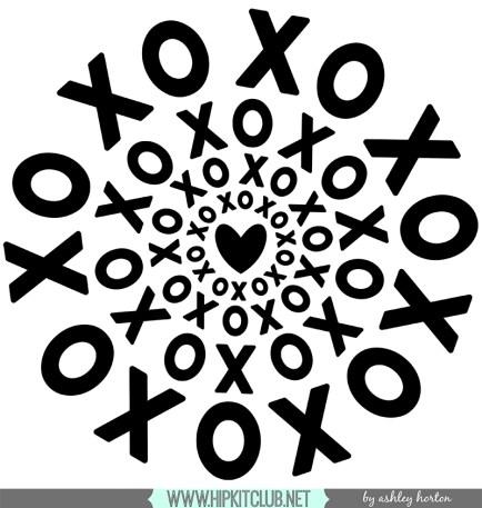 X and O Ashley Horton