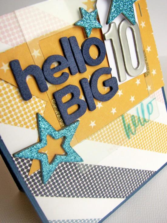 hello big 10 card cl1