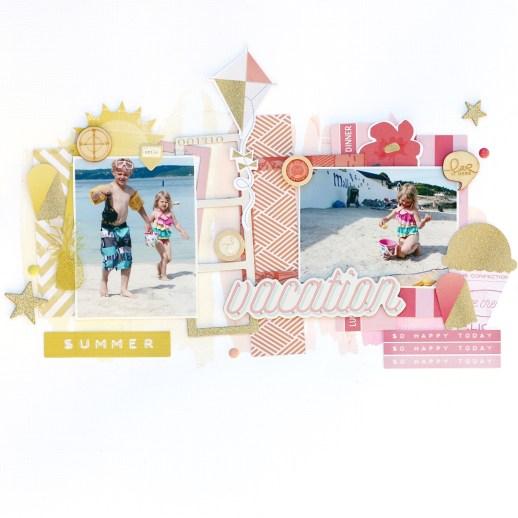 Summer vacation - Christin Gronnslett Hip Kit Club June 2015 01