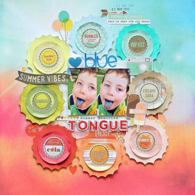 Blue Tongue