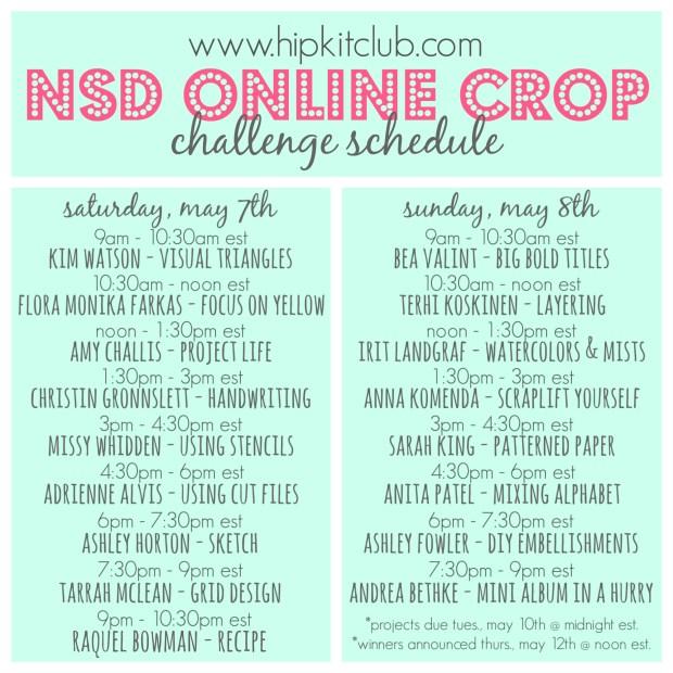 NSD Online Crop Challenge Graphic
