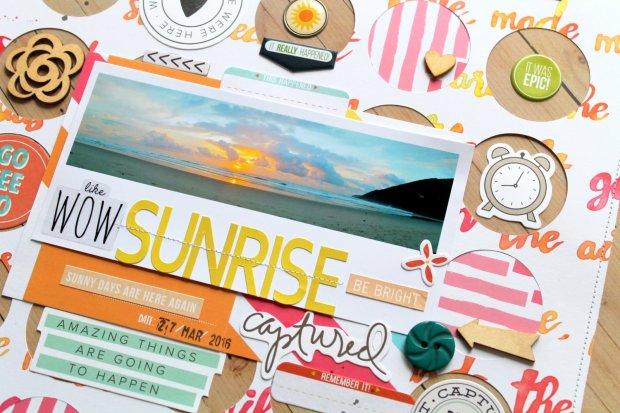 Sunrise Detail 3