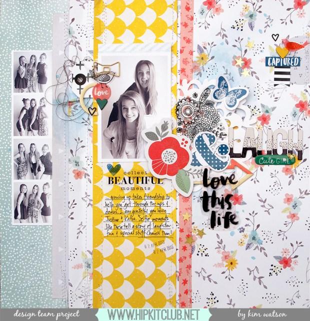 KimWatson+Laugh & Love this life+HKC01