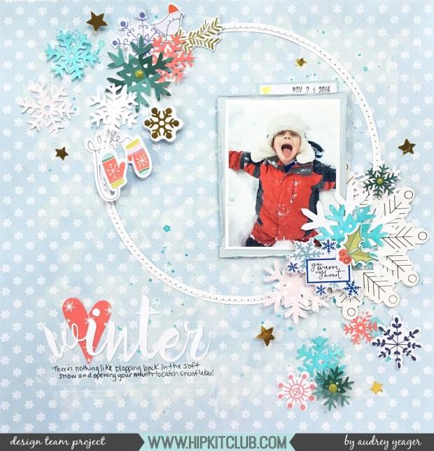 heart winter