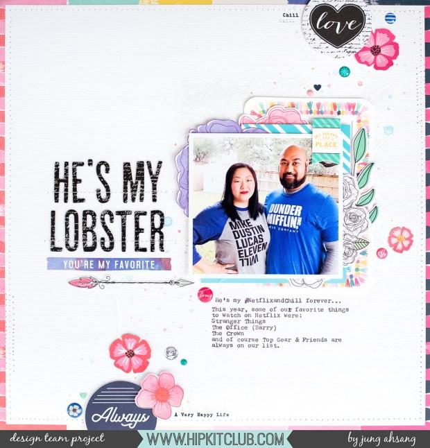 ahsang HKC lobster 1