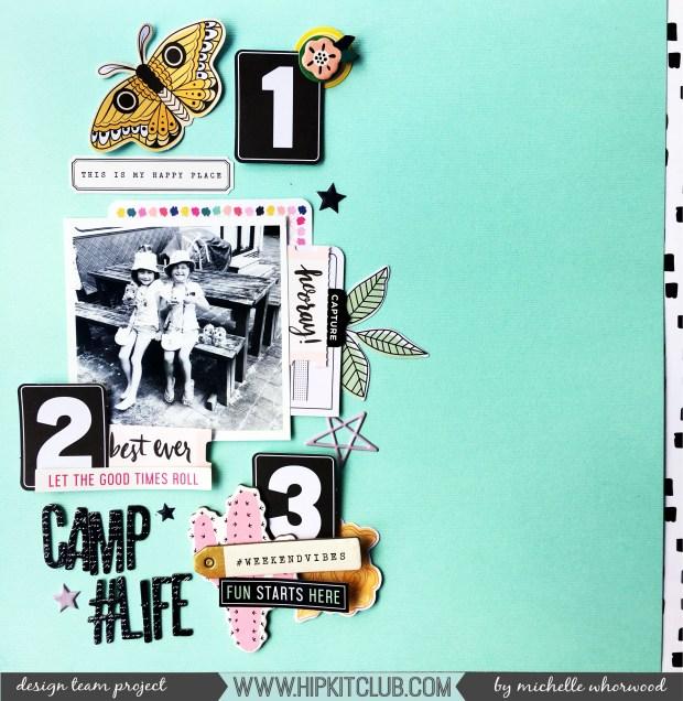 Sketch 1 2 3 camp life