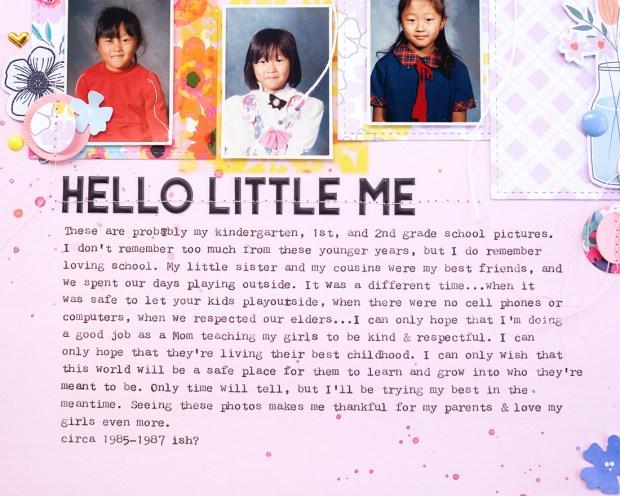 ahsang HKC hellolittleme 3