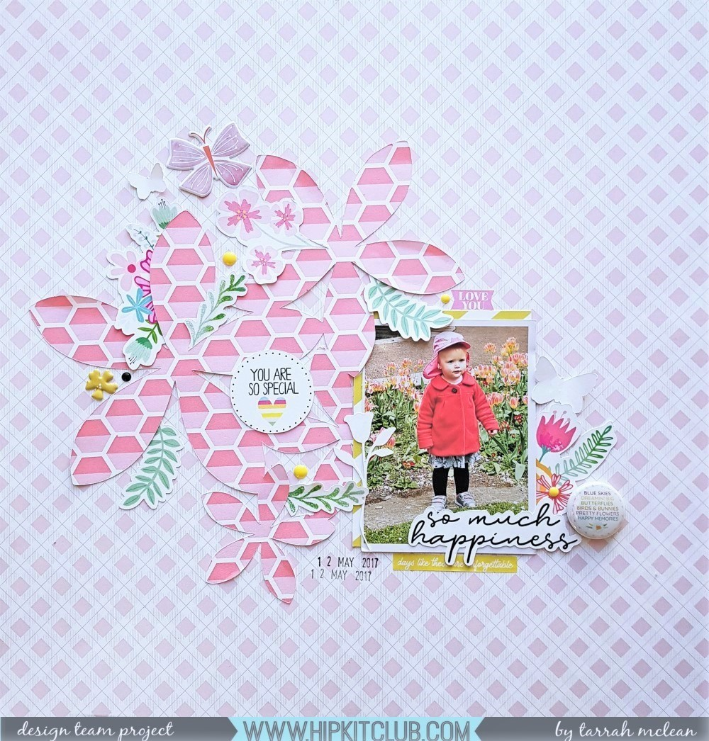 July Cut Files with June 2018 Kits | Tarrah McLean