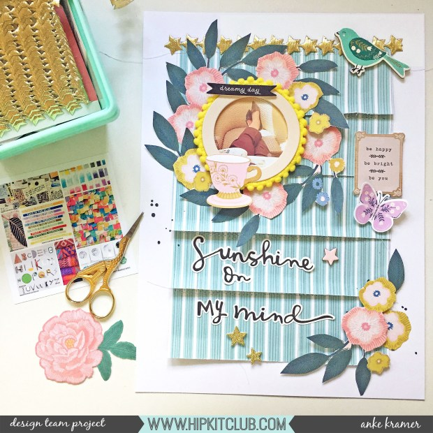 Anke Kramer -Hip Kit September Moodboard Layout - 1