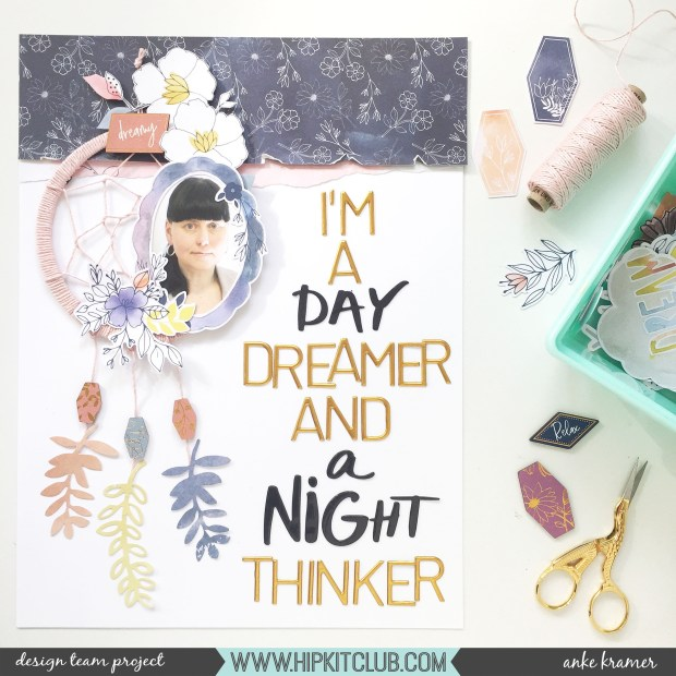 Anke Kramer - Hip Kit September Main Kit All About Me 1
