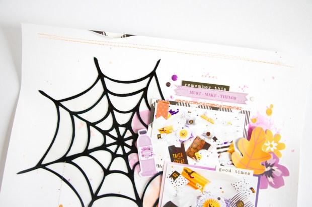 LetsGetSpooky_ScatteredConfetti_ScrapbookingLayout_HipKitClub_October_Halloween_3