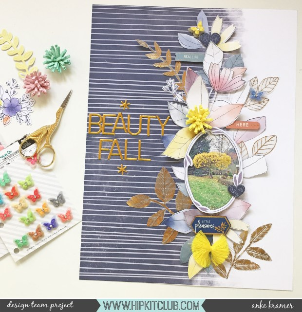 Anke Kramer - Hip Kit Septemberkit Fussy Cutting 2
