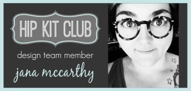 JANA MCCARTHY