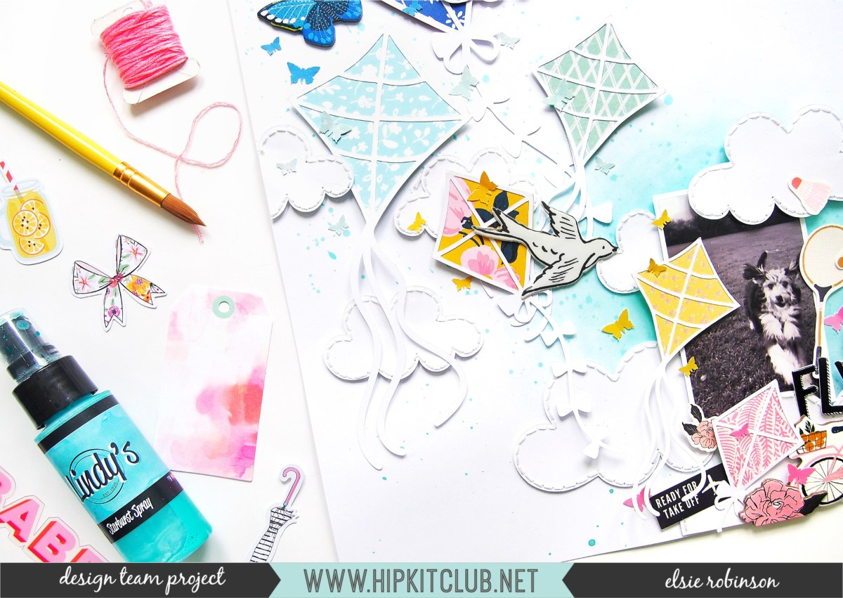 Mixed Media & Cut Files | Elsie Robinson