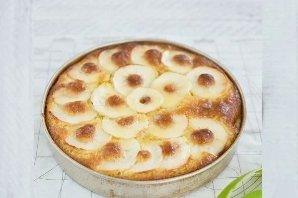 Apple Drizzle Pudding, apple, cooking online baking online, easy baking, hirschs, online easy recipes