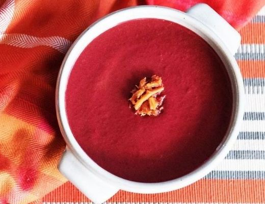 Superfood Root Soup.