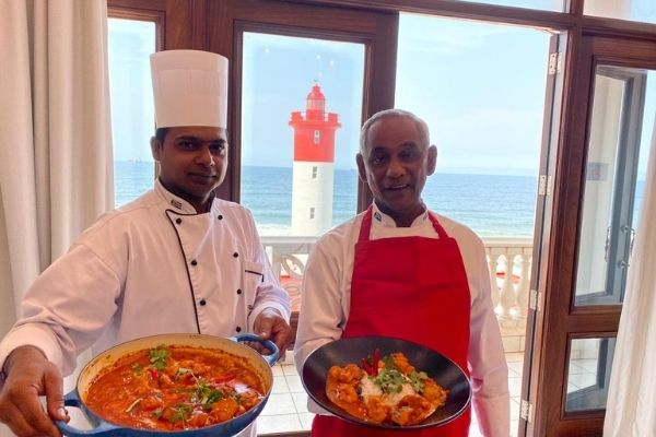 Head Chef at Durban's Iconic Oyster Box
