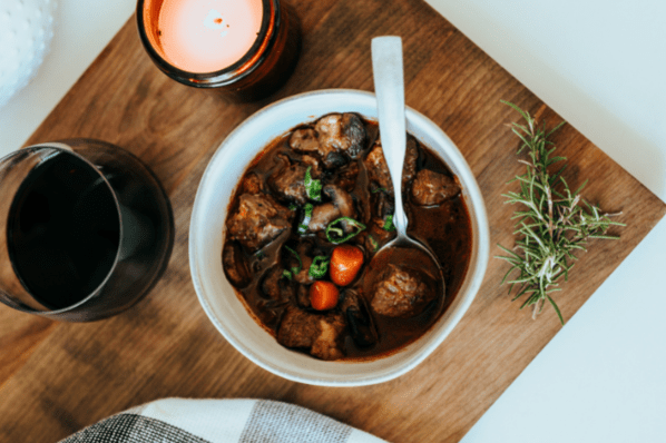 Soul Warming Spicy Beef Stew