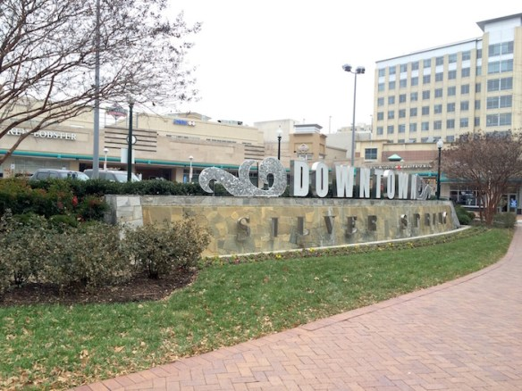 Downtown Silver Spring, Md.