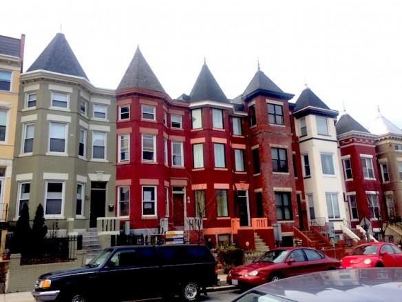 Former $1 home, Washington, D.C.