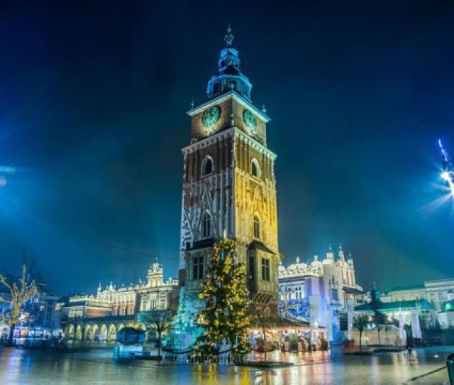 Christmas City Breaks In Europe November