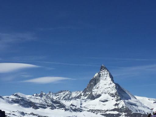 Matterhorn in Zermatt