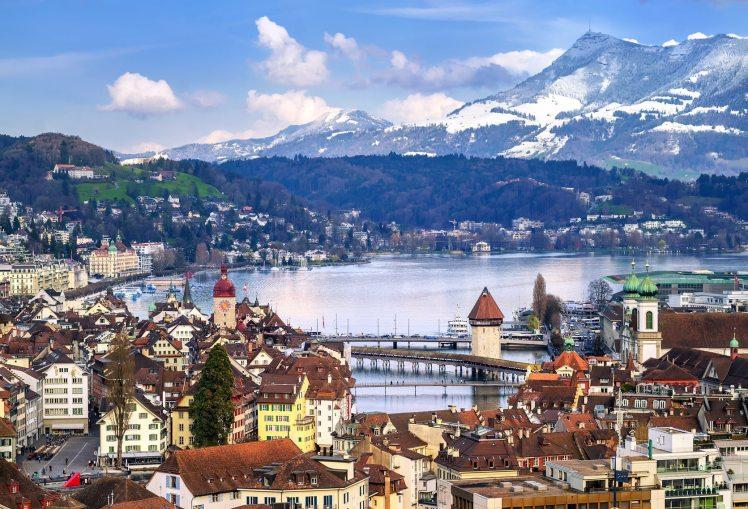 Luzern Stadtbild