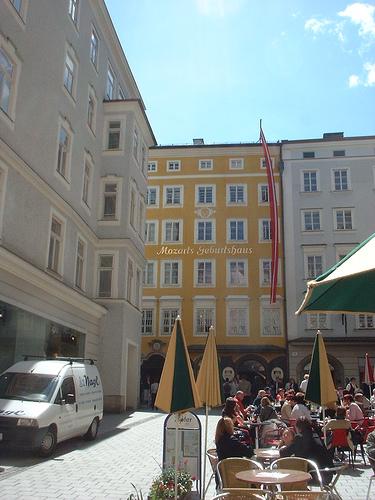 Mozarts Geburtshaus