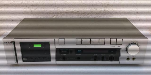 Akai CS-F12 Cassette Deck