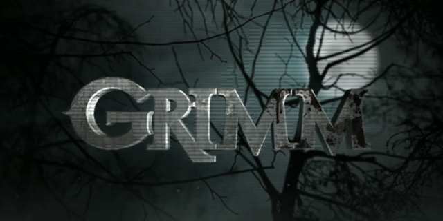 "Title card for ""Grimm"""