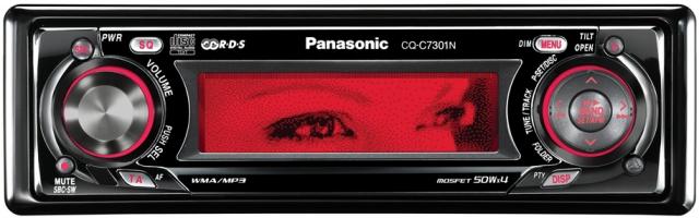 Panasonic CQC7301N