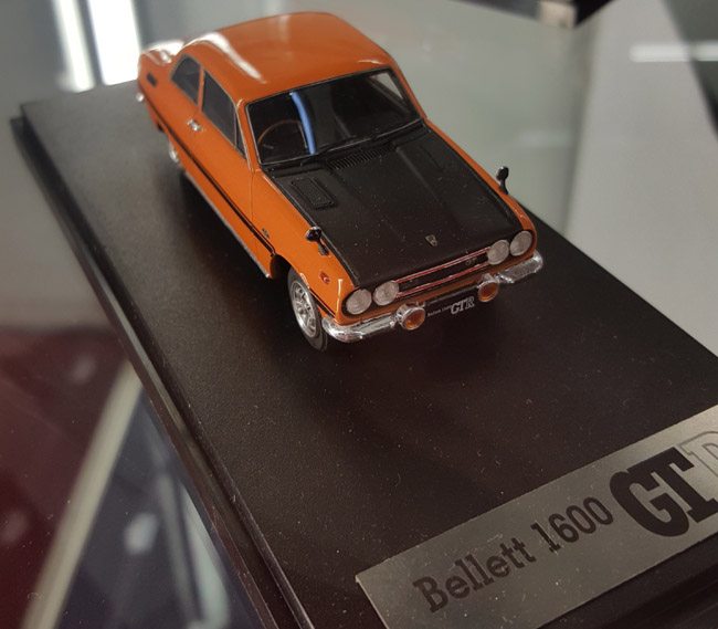 Nuremberg Toy Fair - Opel Bellet GT