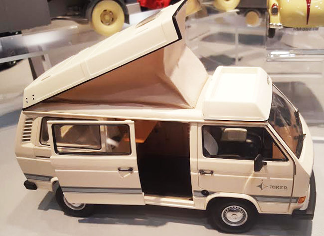 VW Volkswagen Westfalia camper
