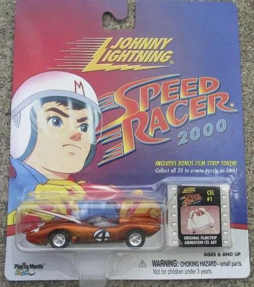 rare Speed Racer Mach 4 Johnny Lightining