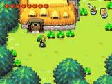 legend of zelda screenshot