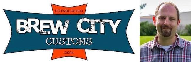 brew city customs logo