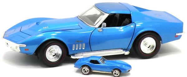 Jay Comparoni Hot Wheels Corvette