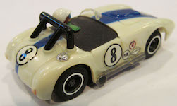 Shelby American Collection Tycopro slot car