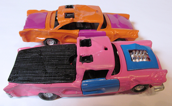 Kenner SSP Smash Up Derby 1957 Ford Fairlane Ranchero