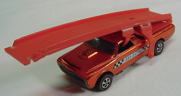 Hot Wheels Sky Show Custom Fleetside