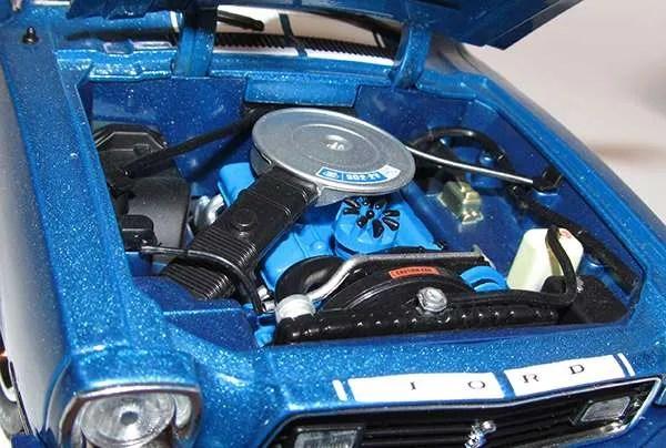 1967 1976 Mustang