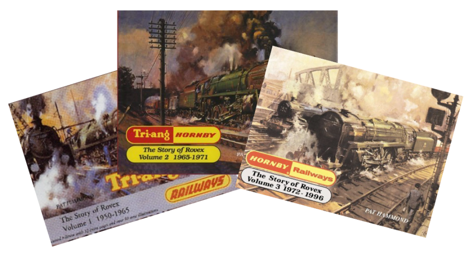 Tri-ang Hornby Books