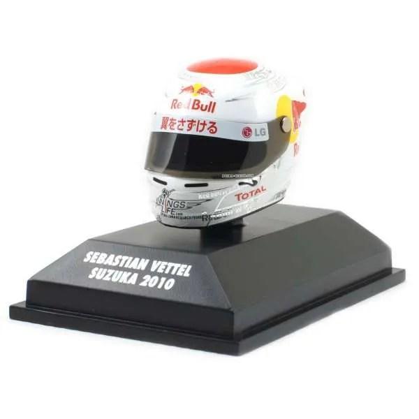 Arai Helmet S. Vettel Suzuka 2010