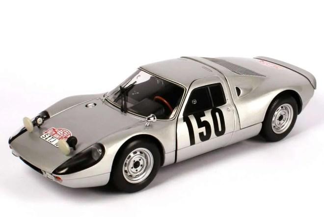 Porsche 904 GTS - Boehringer/Wuetherich - Class Winner Rally Monte-Carlo 1965