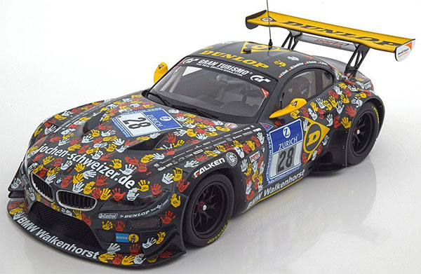 BMW Z4 GT3 - Stuck/Sandritter/Bruck/Rostek - BMW Team Walkenhorst - 24 Hours of Nurburgring 2014