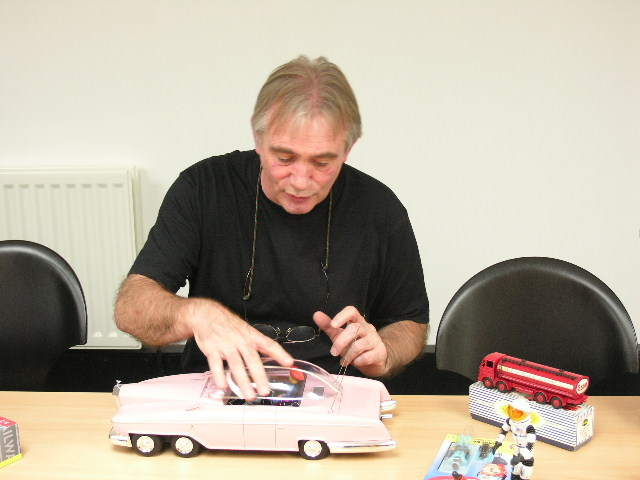 Farewell to Martin Hills, a Friend and Fellow Toy Collector - The