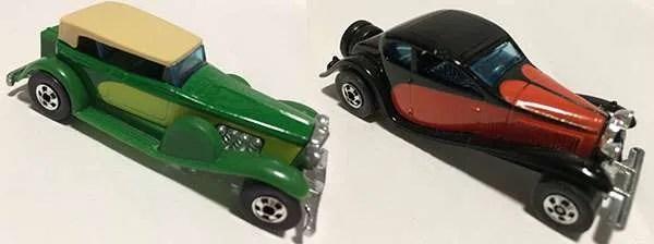 Hot Wheels Doozie Bugatti